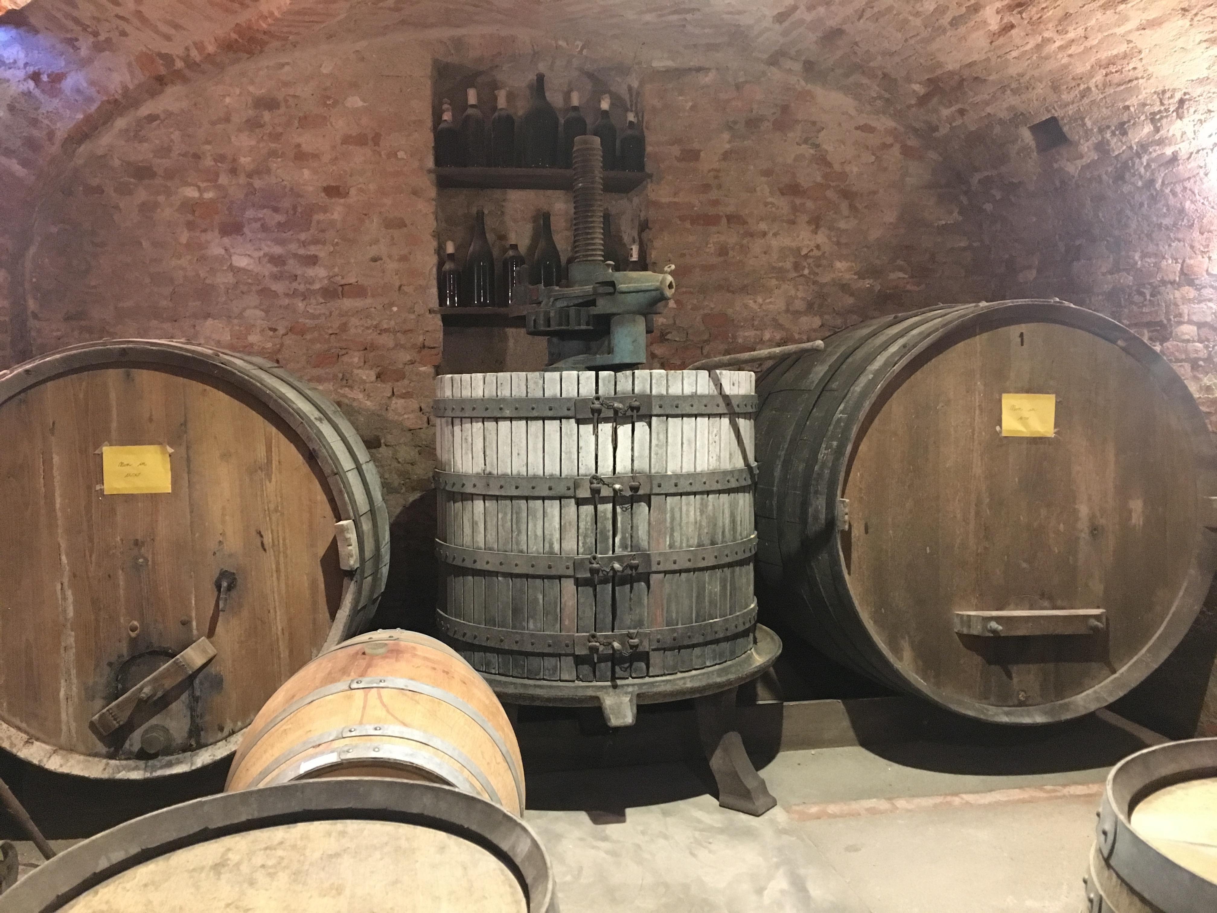 Tamburnin natural wines