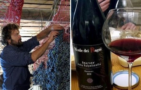 Monte dei ragni valpolicella wine